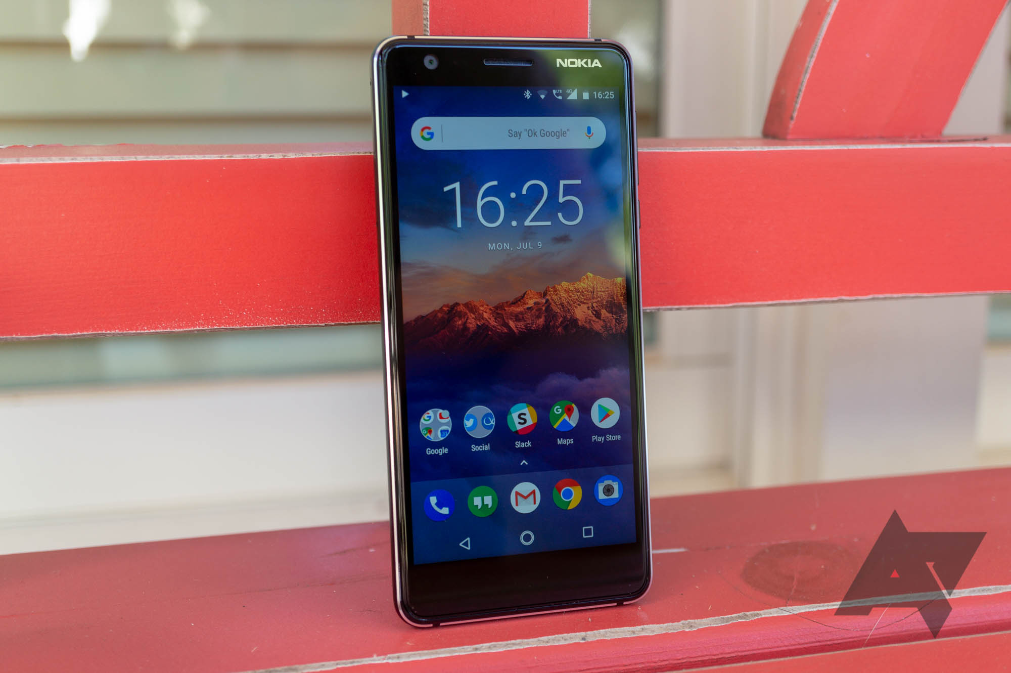 cab498c46ef The Nokia 3.1 is one of HMD Global s newest budget phones