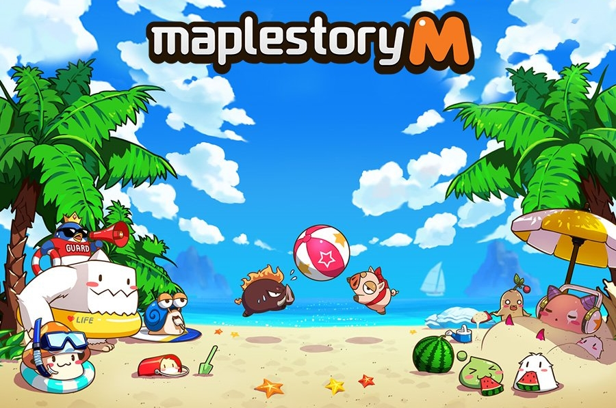 The official launch of Nexon's latest MMORPG 'MapleStory M' is here