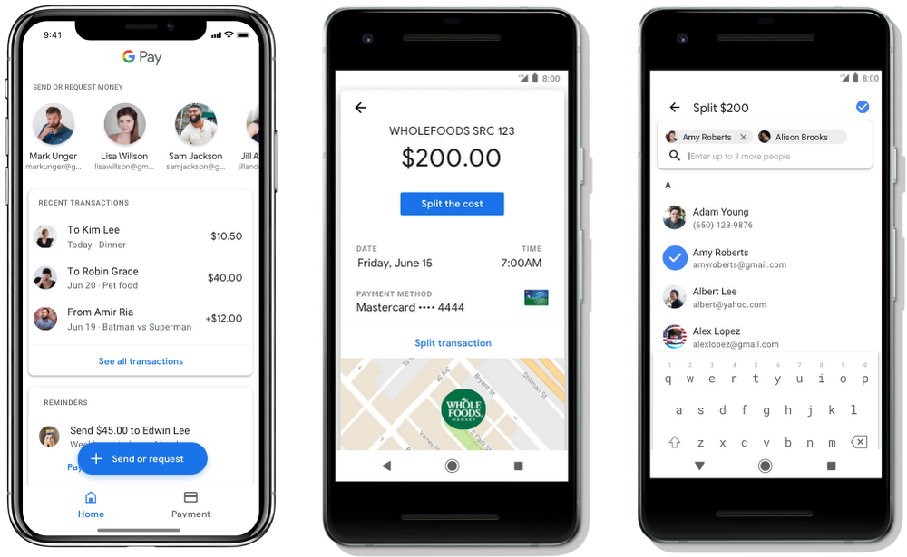 APK Download] Google Pay is finally getting boarding passes, event