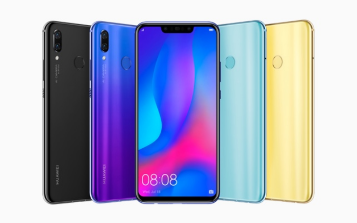 Huawei nova 3i announced with Kirin 710