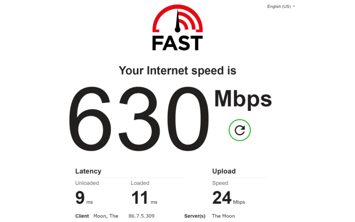 Netflix's FAST.com Now Shows Connection Latency and Upload Speed