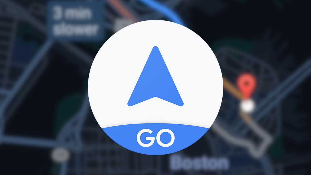 Navigation for Google Maps Go' fi one of Android Go's biggest ... on