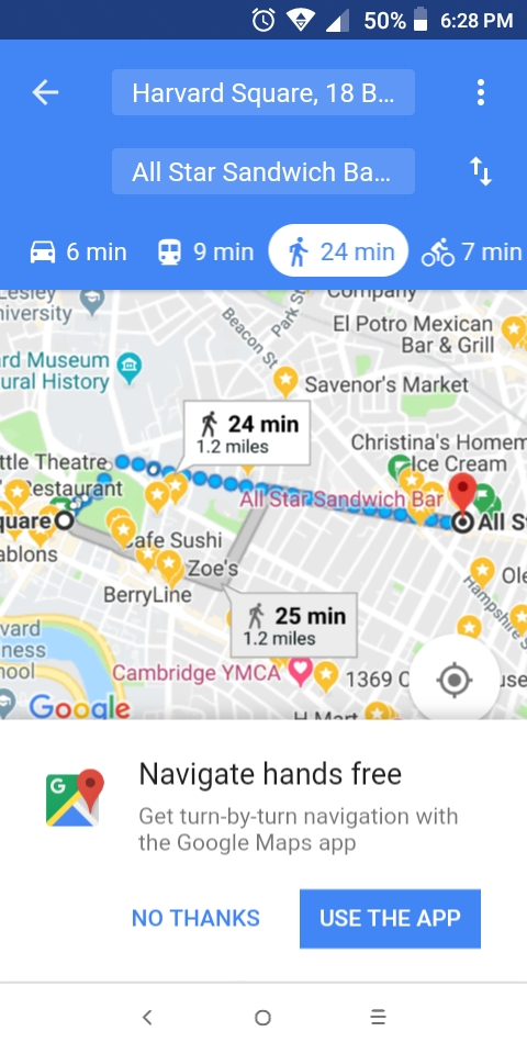 Navigation for Google Maps Go' fixes one of Android Go's biggest