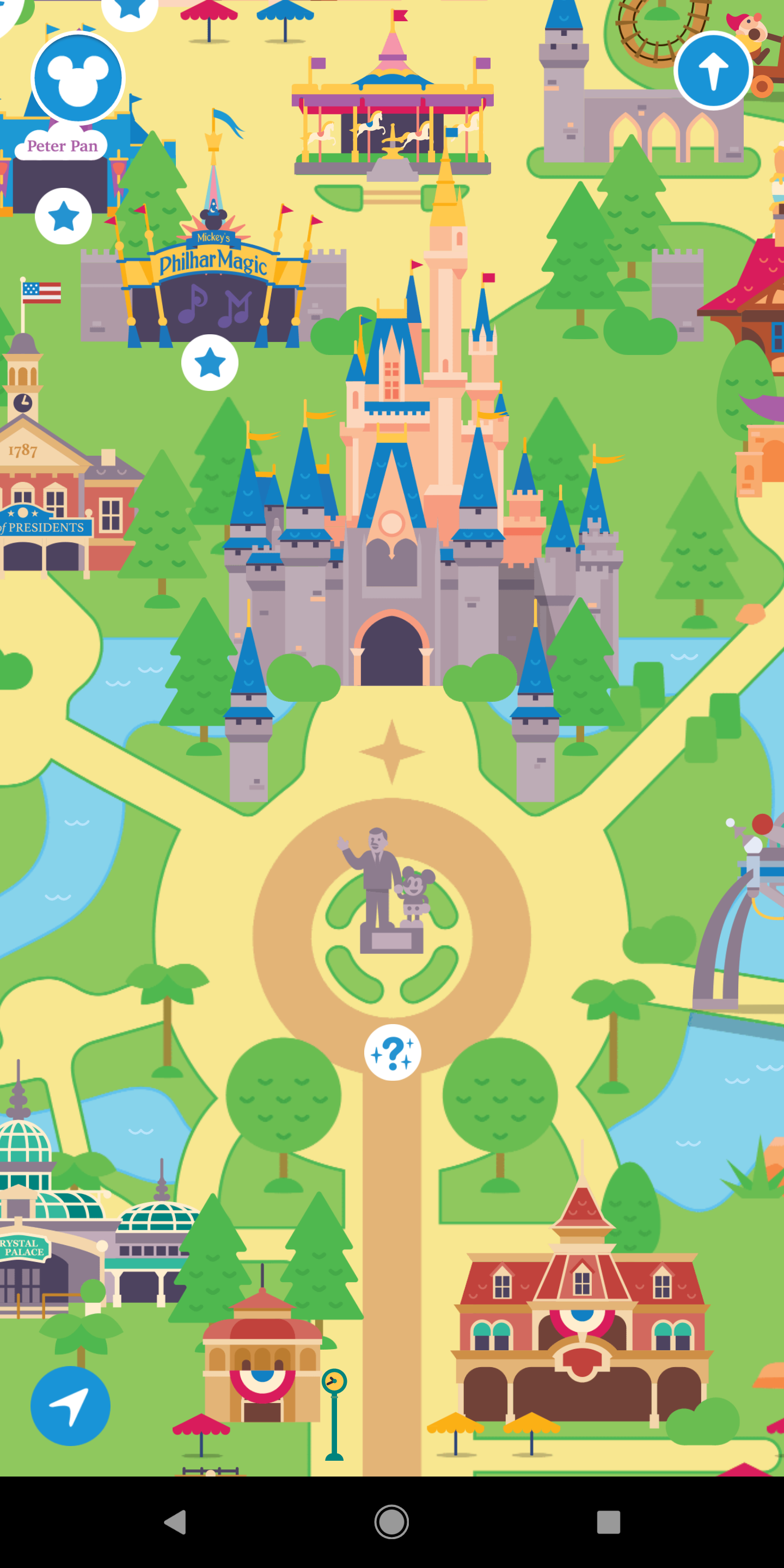Play Disney Parks Attempts To Gamify The Experience Of Waiting In