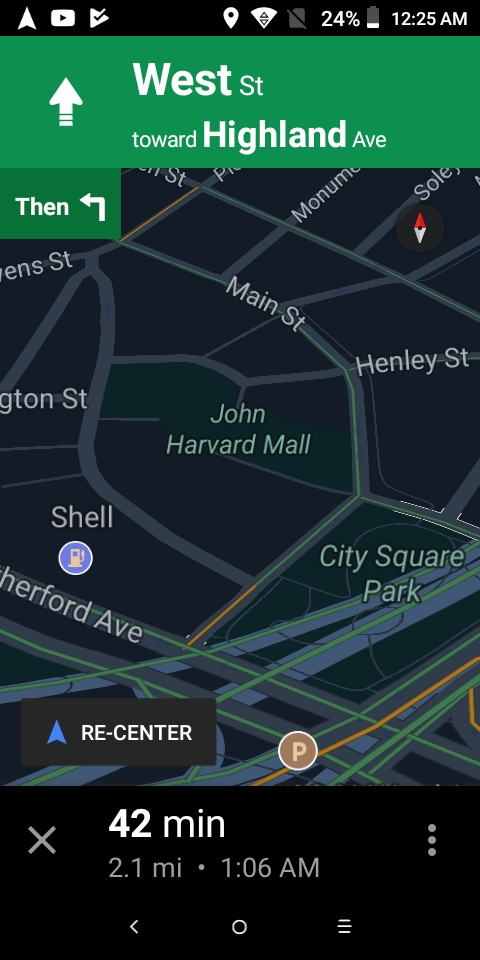 Navigation for Google Maps Go' fixes one of Android Go's