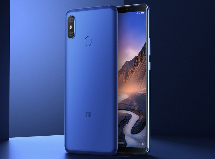 Xiaomi Mi Max 3 Pairs Huge Screen With Even Huger Battery