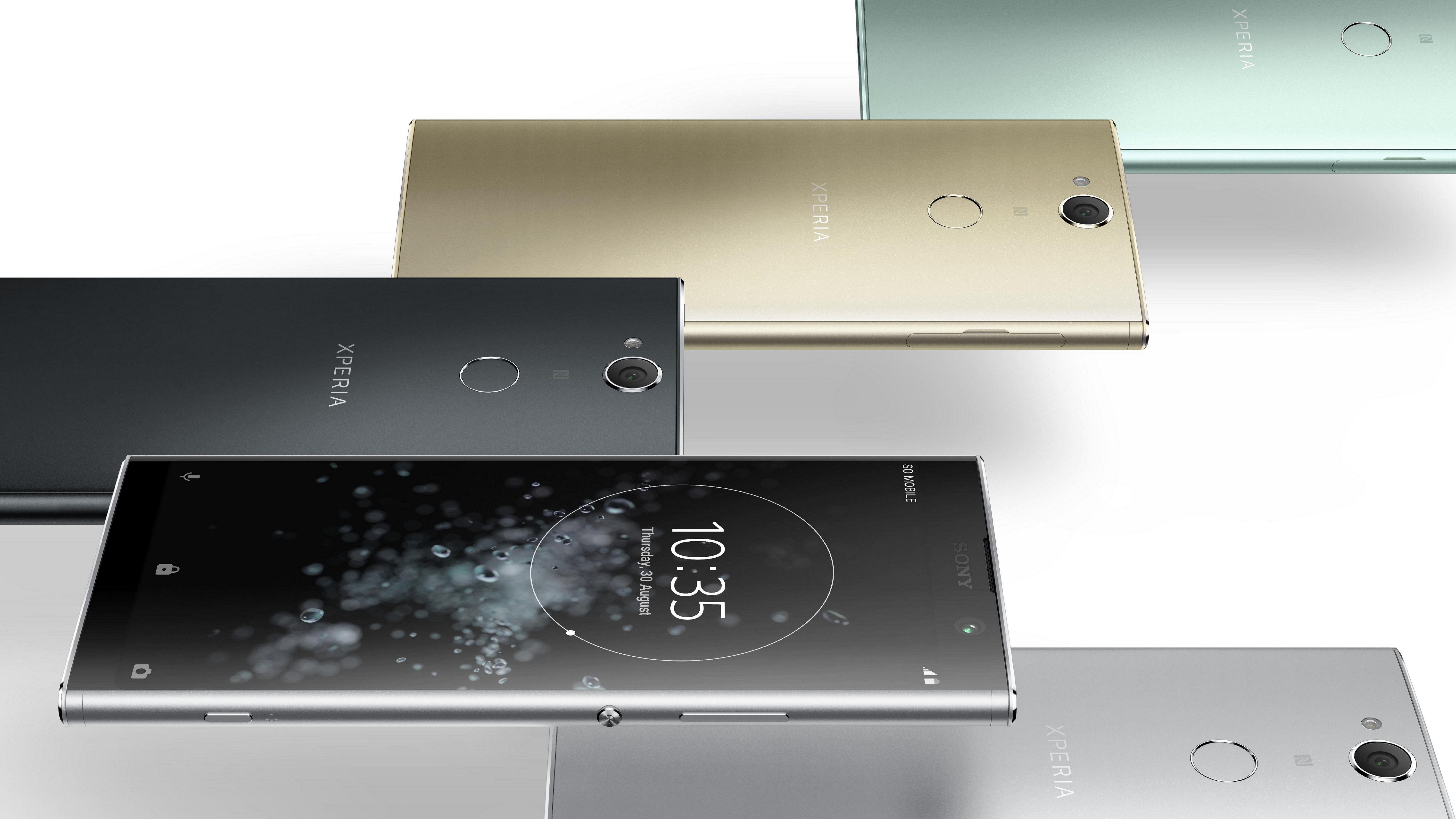 Sony Xperia XA2 Android 9 Pie rollout resumes after initially