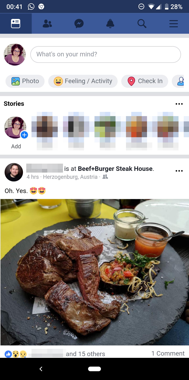 Facebook is testing a proper Progressive Web App for its