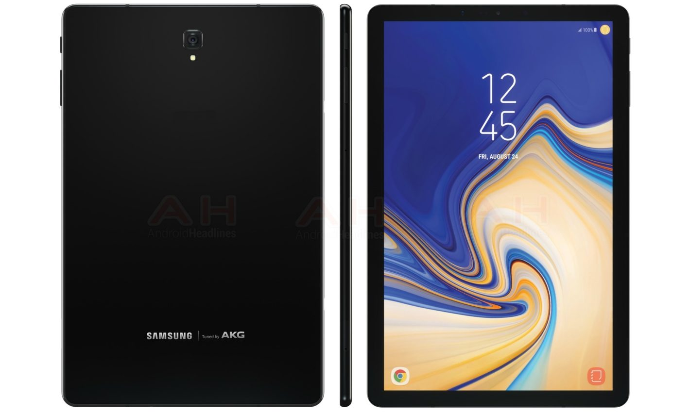 US Galaxy Tab S4 Wi-Fi model now receiving Android 9 Pie update