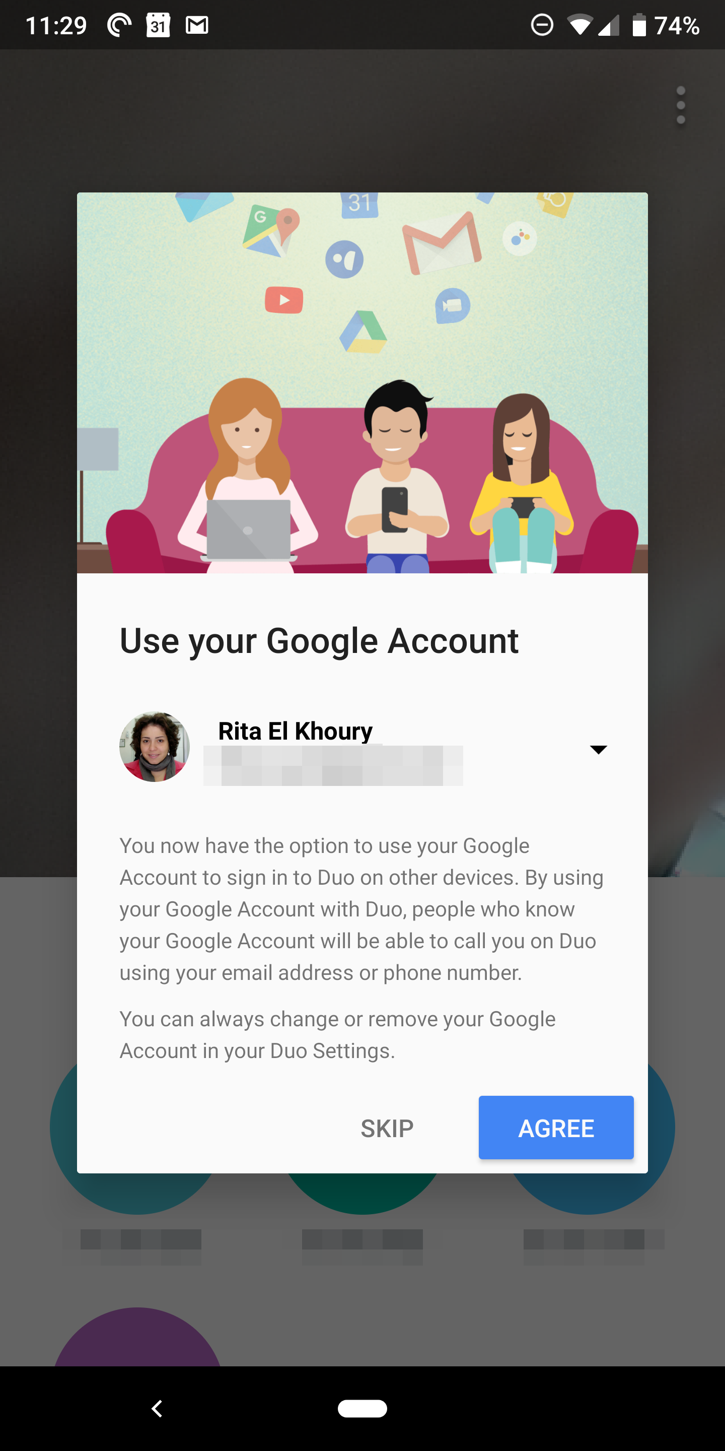 Google Duo multi-device and tablet support starts rolling
