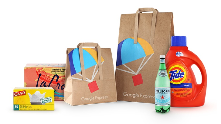 Google Express sees big growth spurt, with over two dozen new retailers joining in past month