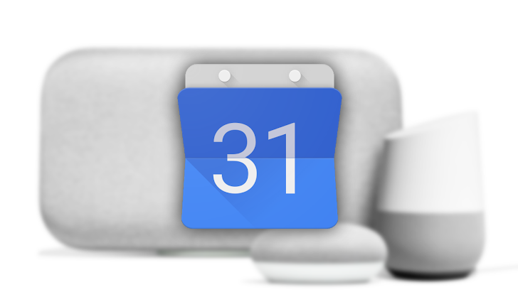 Google Home can now read your imported and iCal calendars