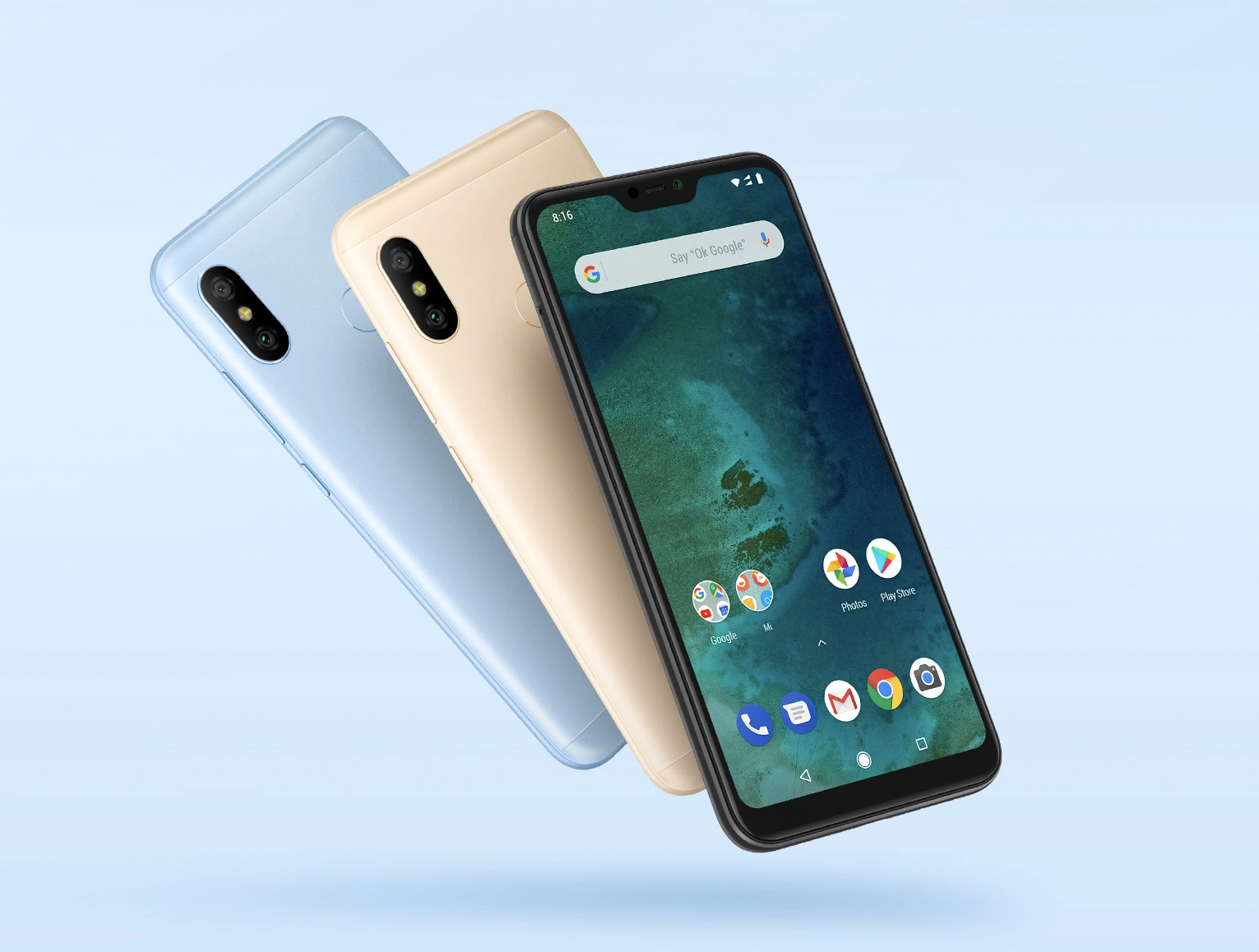 Xiaomi Mi A2 Lite gets Android 9 Pie update