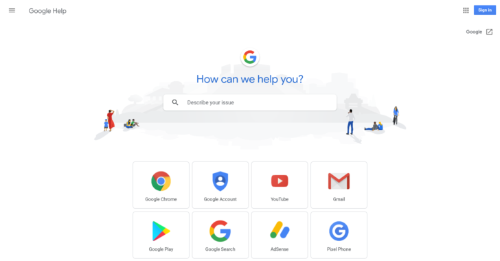 Google redesigns its support pages with a whole lot more ...