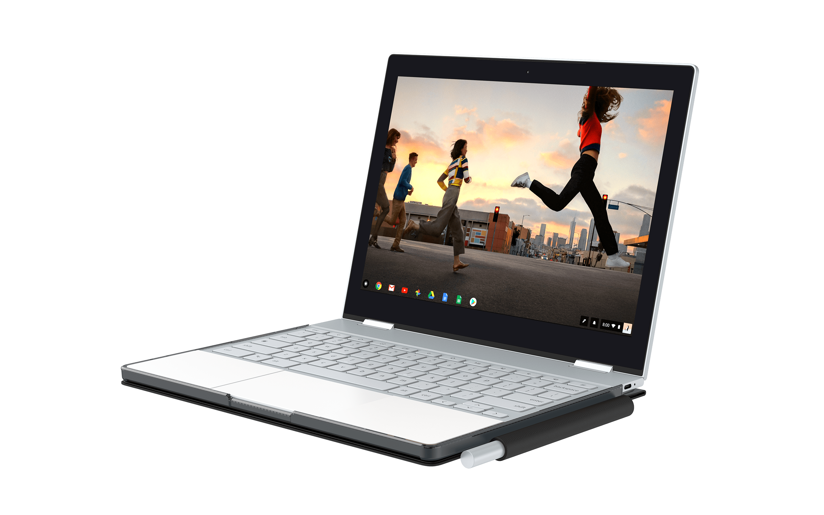 separation shoes d63c8 5784a Tech21 Evo Adapt case for Pixelbook comes to Google Store for $90