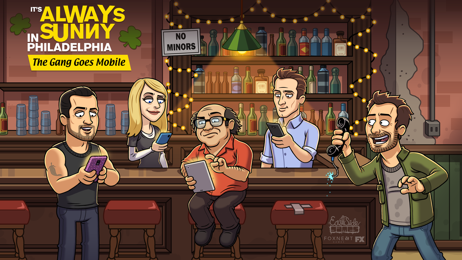 The Gang Sells Out: 'It's Always Sunny in Philadelphia' is ...