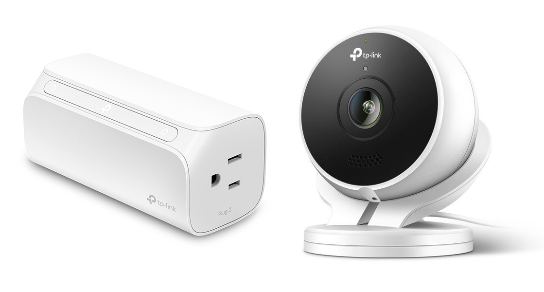 TP-Link announces new Kasa Outdoor Camera and dual-outlet