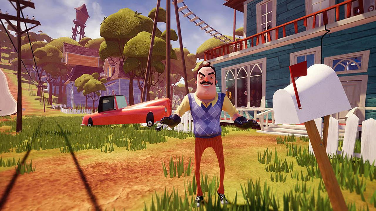 Stealth Horror Game Hello Neighbor Is Out On Android