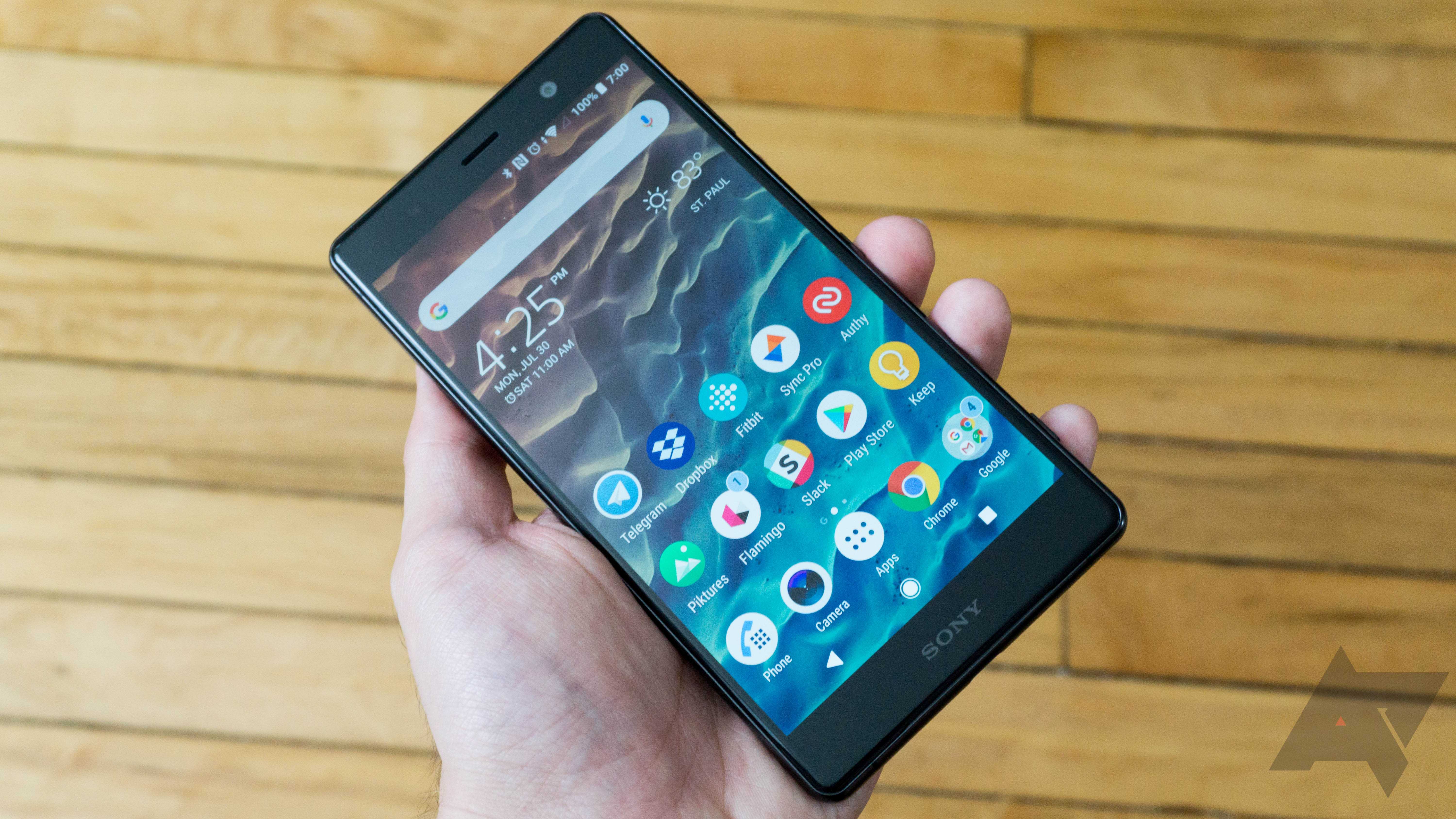 Sony's smaller 2018 flagship, the Xperia XZ2 Compact, is now