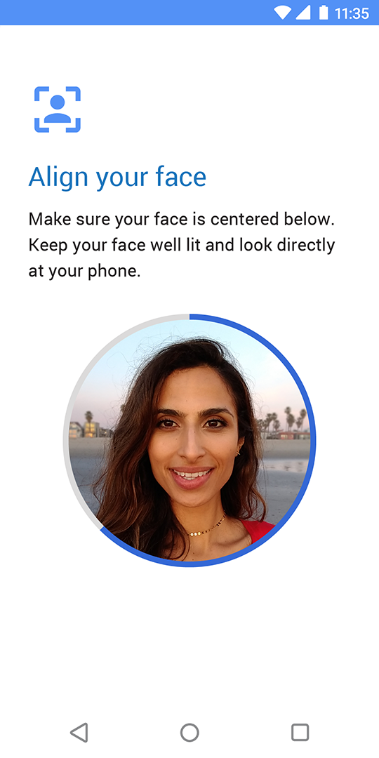 Moto Face Unlock app hits the Play Store