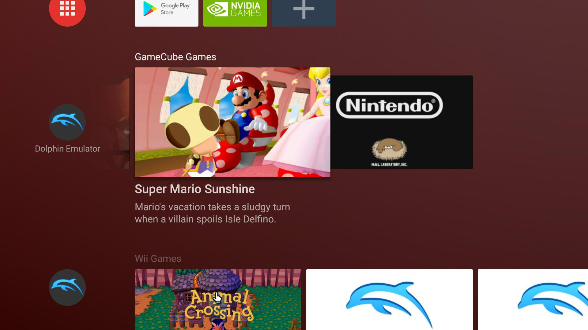 Dolphin emulator improves Vulkan compatibility, adds Android TV
