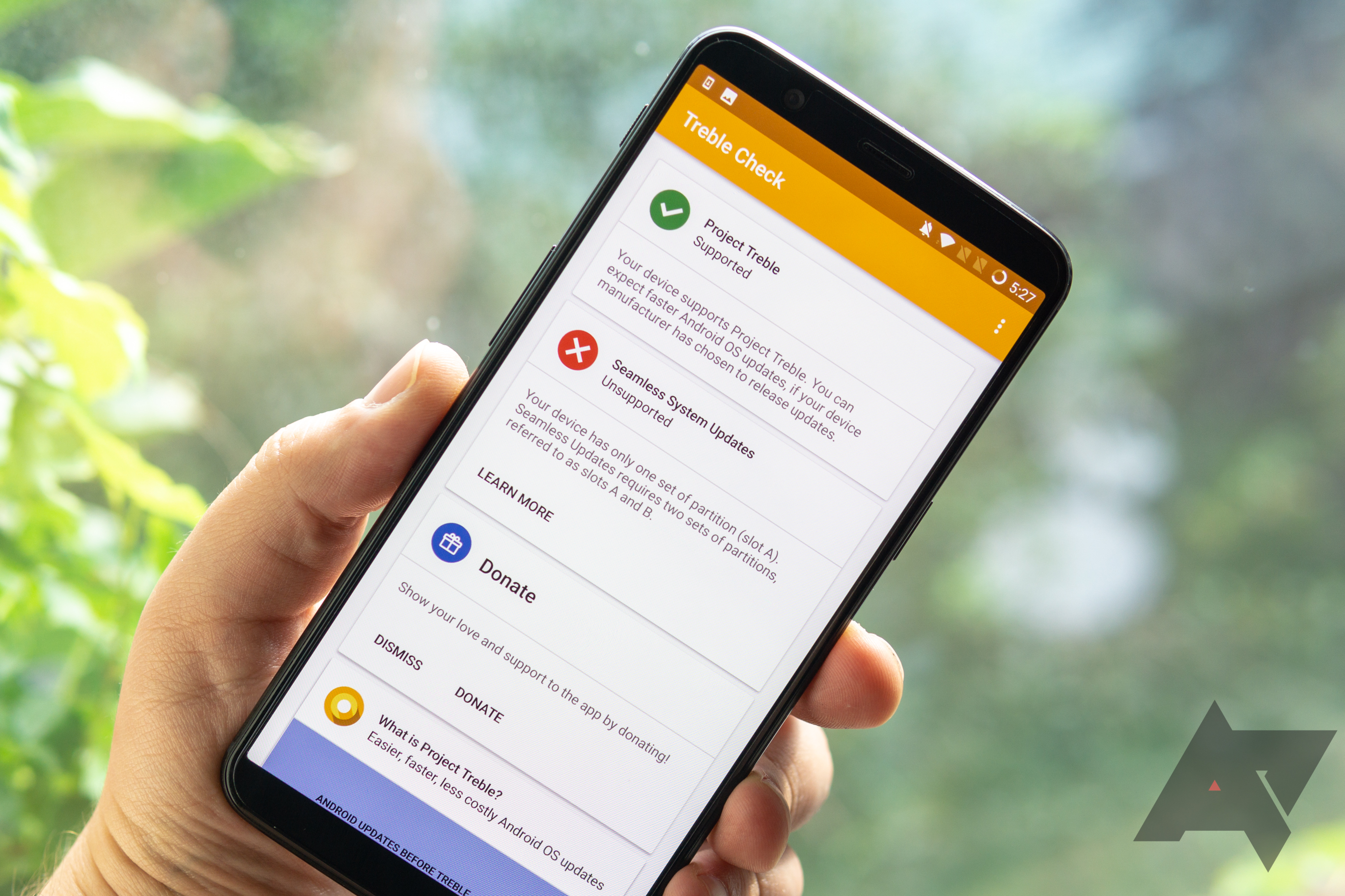 application pour android 5.1.6