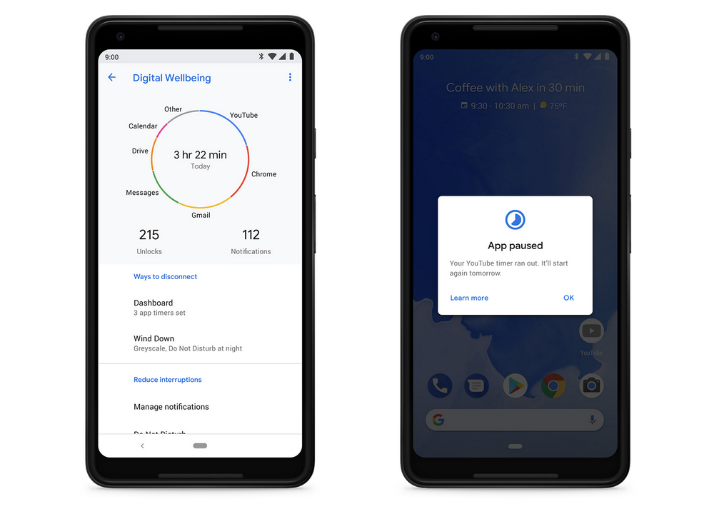 Google confirms turning off Digital Wellbeing does not speed