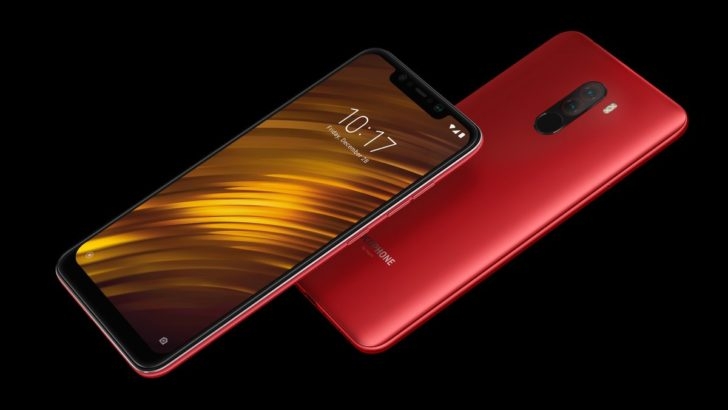 Pocophone F1 Breaks the Mold, Bringing Water-Cooling for Just $300