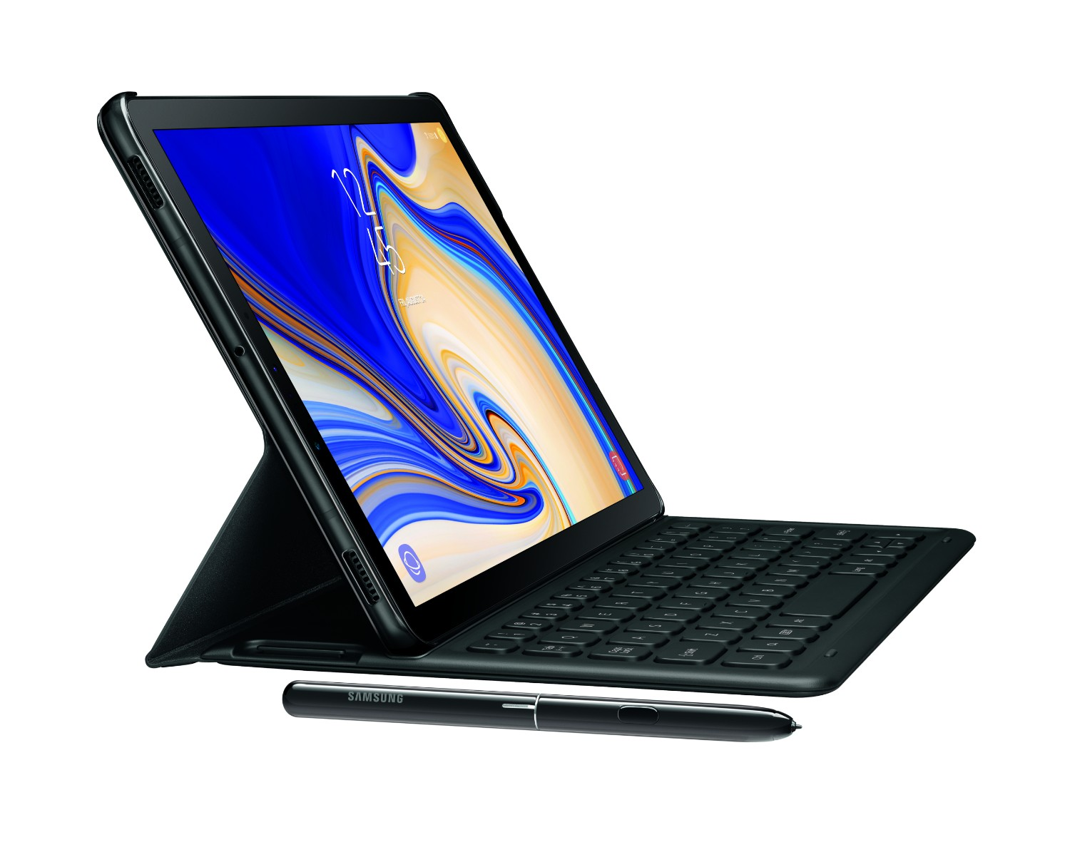 Samsung makes the Galaxy Tab S4 official