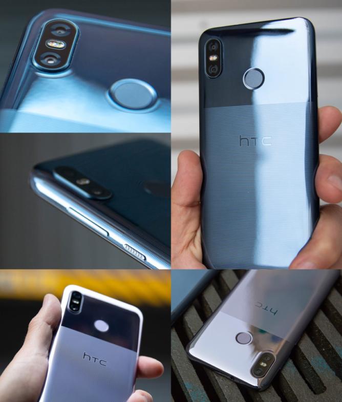 HTC reveals the U12 Life: A slightly boring mid-range phone that won