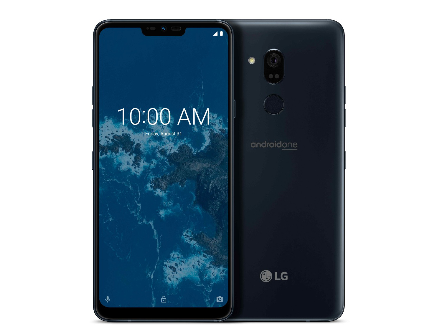 LG Announces Its First Android One Smartphone - LG G7