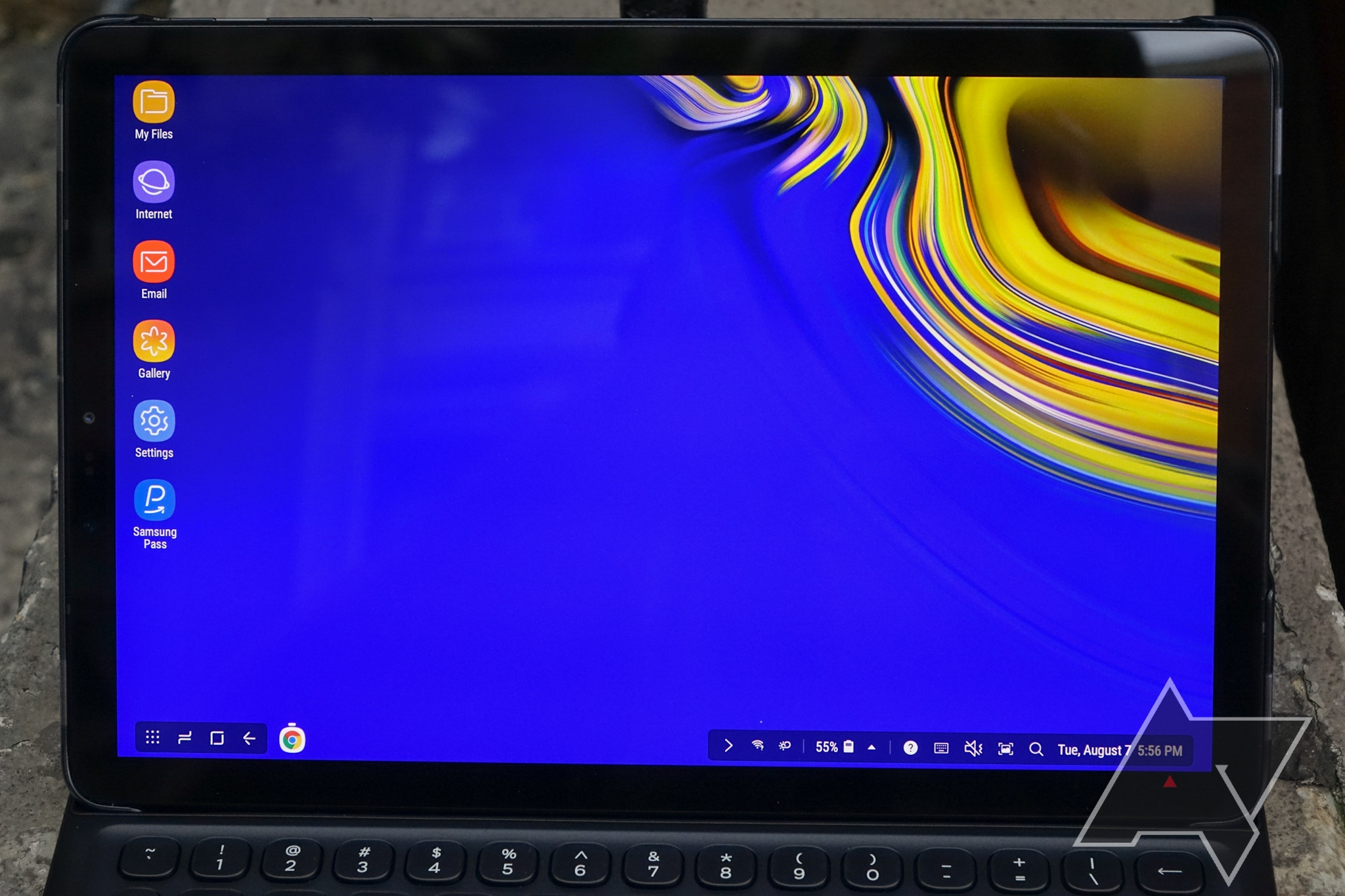 Galaxy Tab S4 review: An overpriced tablet that is also a