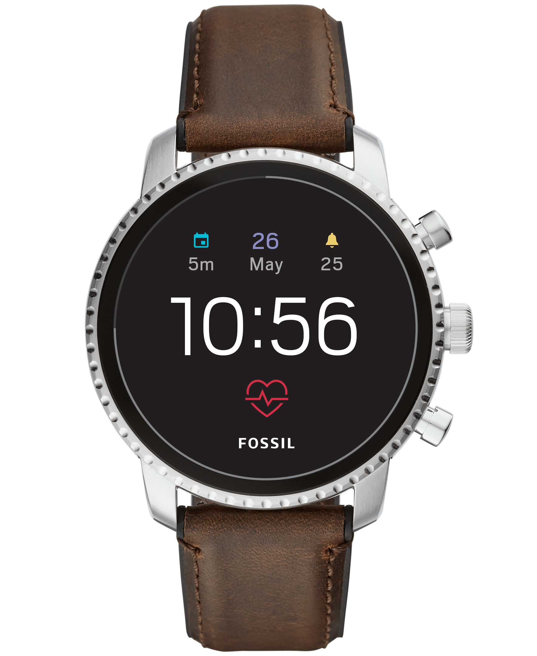 Fossil announces new Q Gen 4 smartwatch with Wear OS by Google