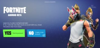 Fortnite is out for select Samsung devices [APKs]