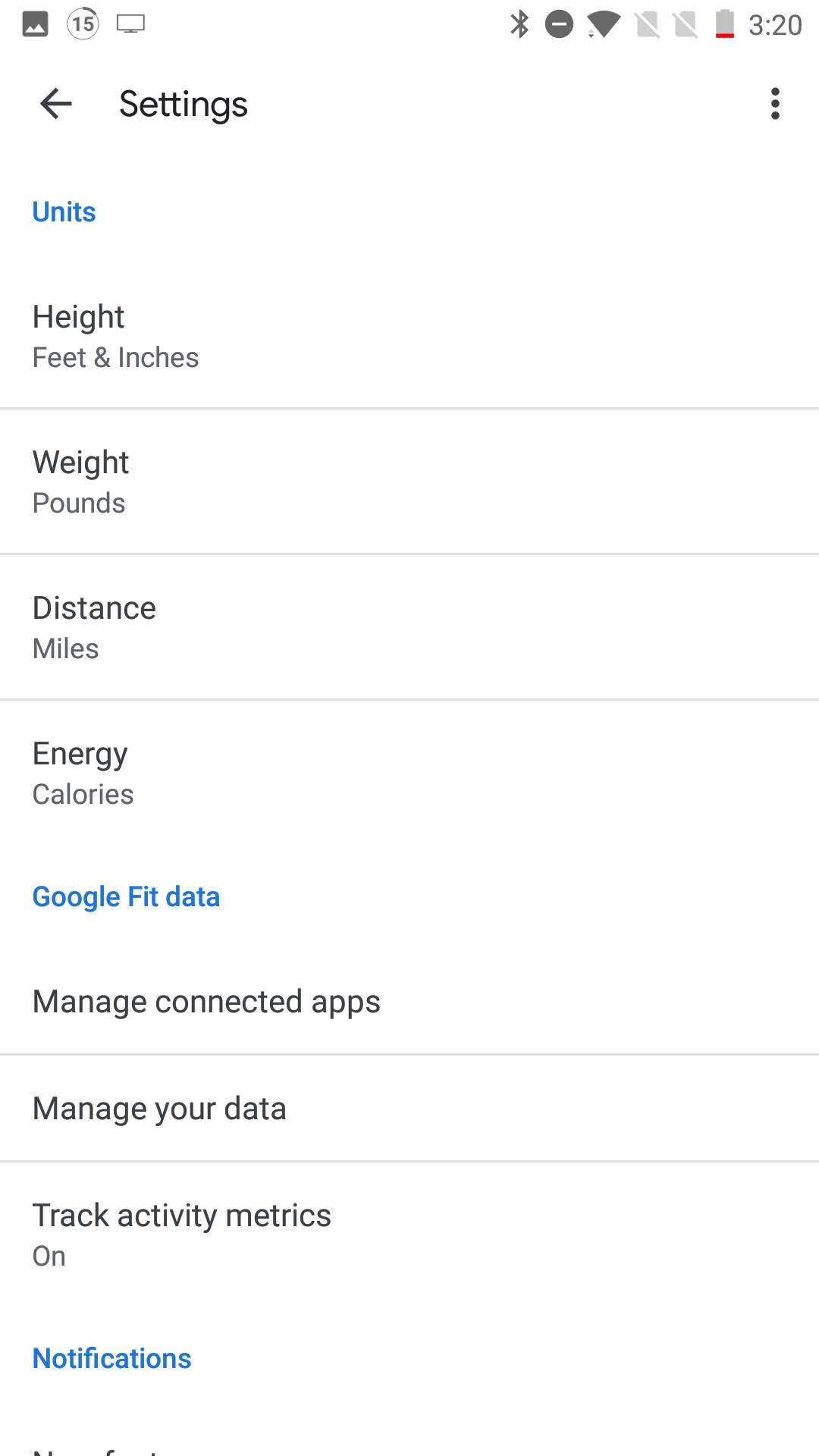 Hands on with the redesigned Google Fit: More white, no more