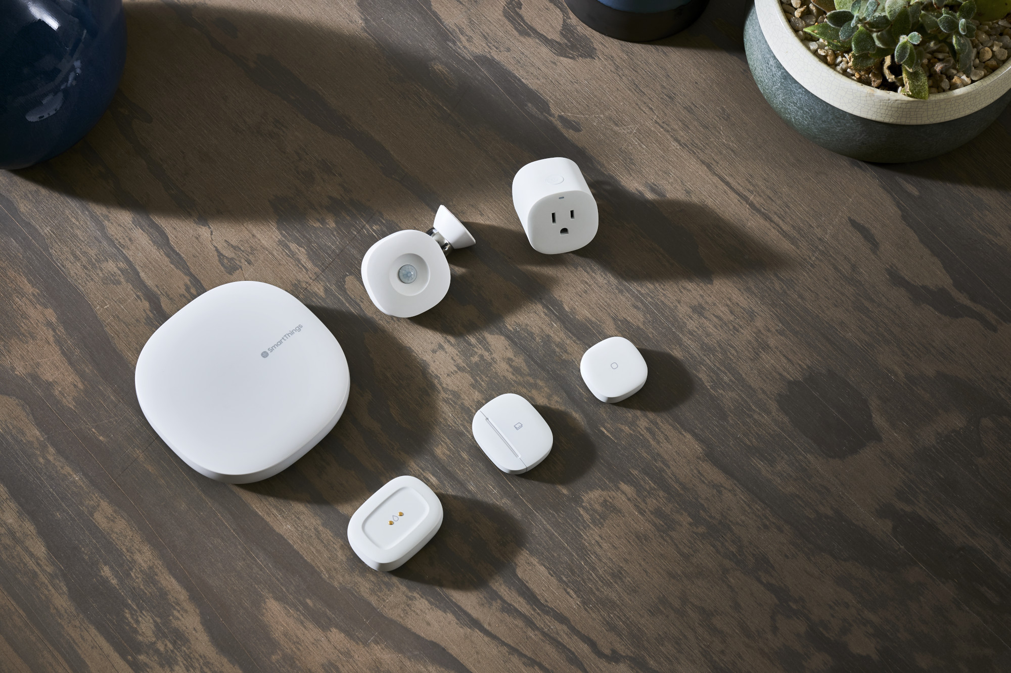 Samsung announces SmartThings Wifi with Plume mesh