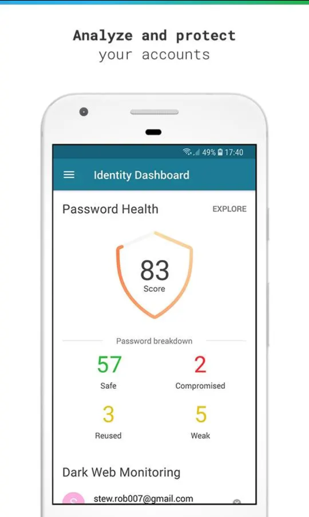 The 5 best password managers for Android