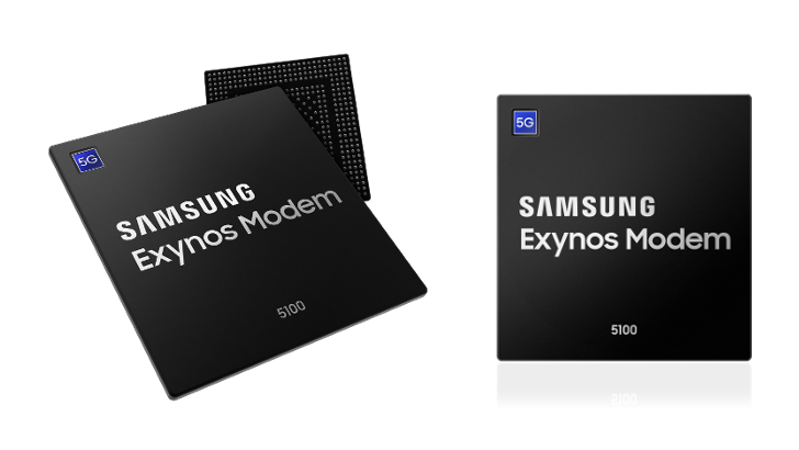 Samsung Exynos Modem 5100, World's 'First 5G Modem With 3GPP Compatibility', Launched