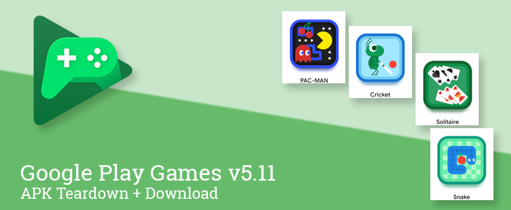 Google Play Games V5 11 Brings Redesigned Game Icons And Prepares A