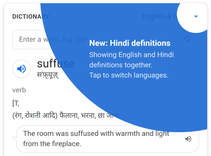 Google products in India are gaining support for more languages
