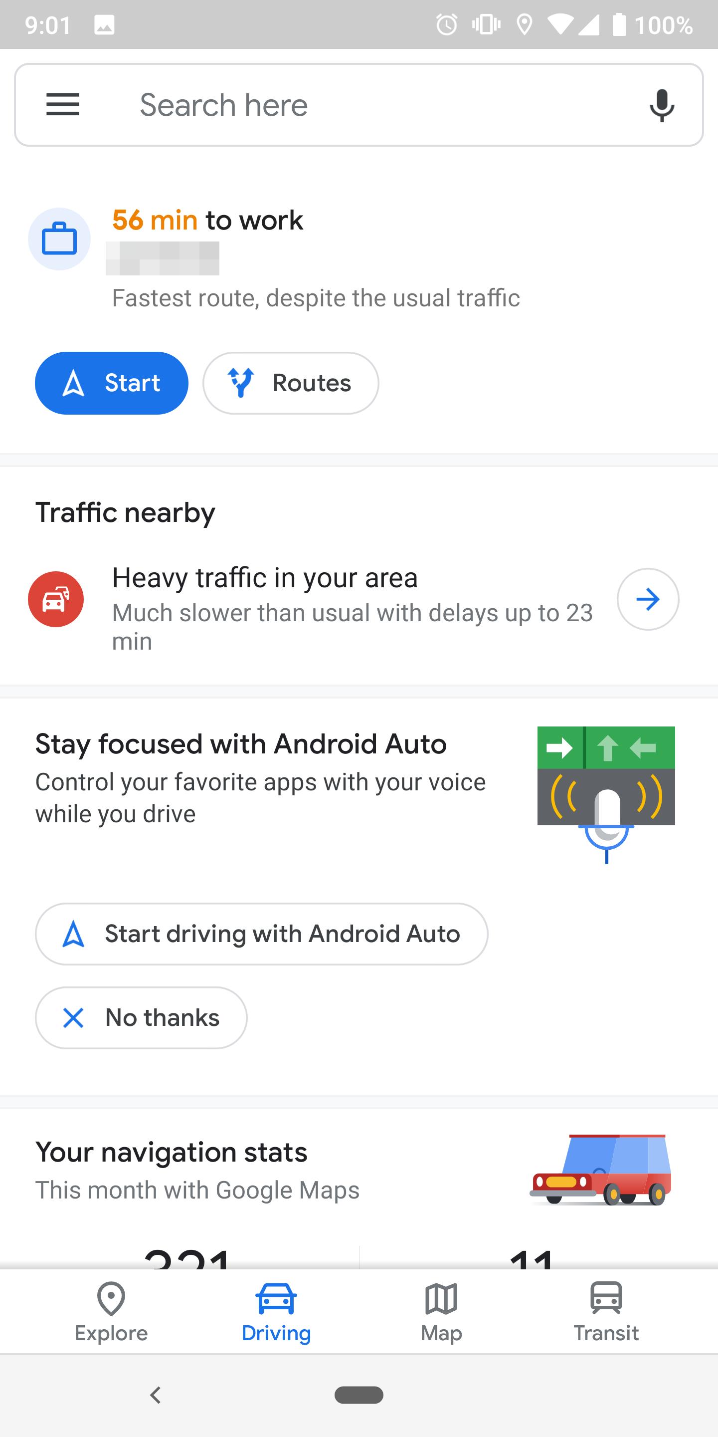 Why?] Google Maps tests a standalone Map tab, separating it from the on