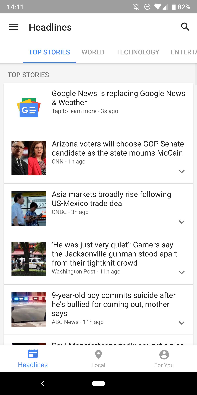News Google At