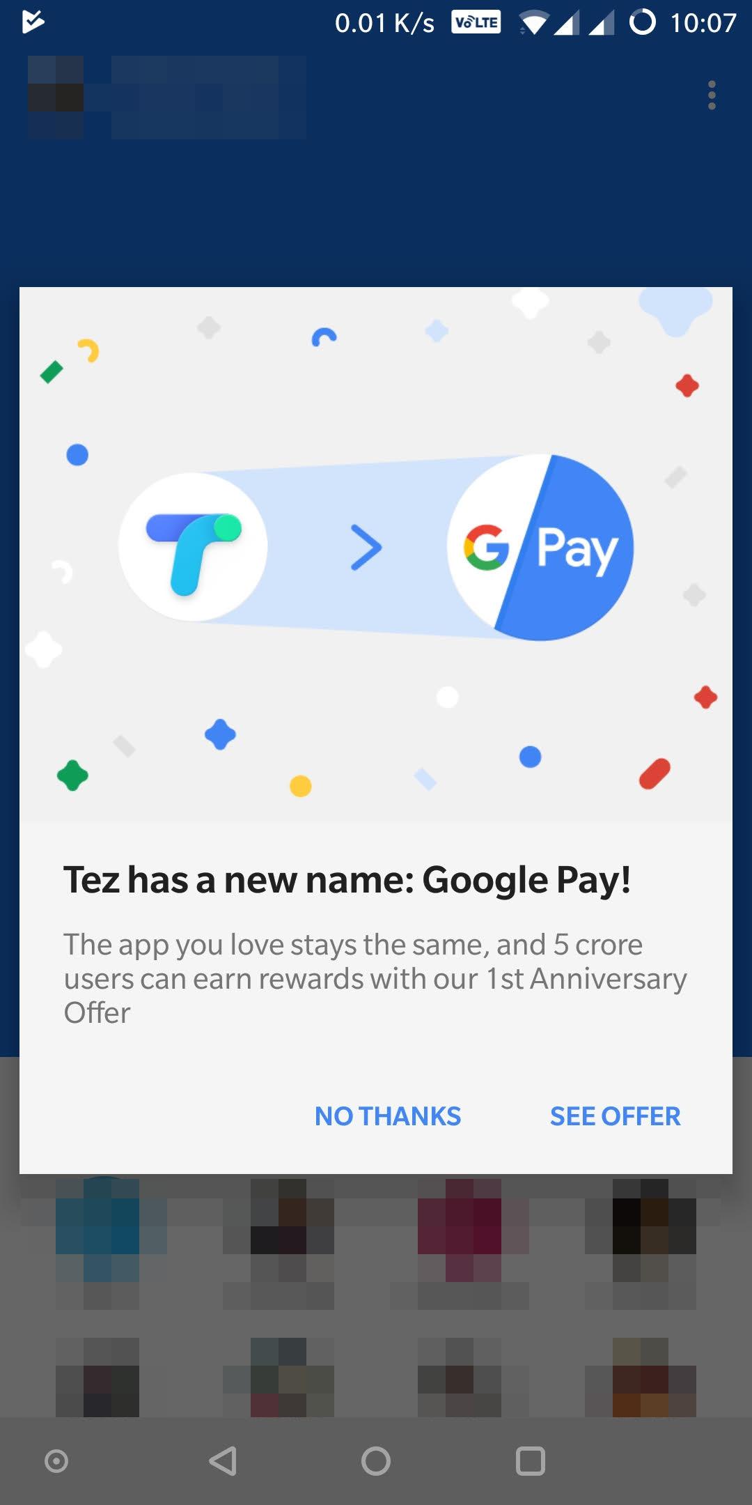 Update: APK Download] Tez, Google's mobile payment platform in India