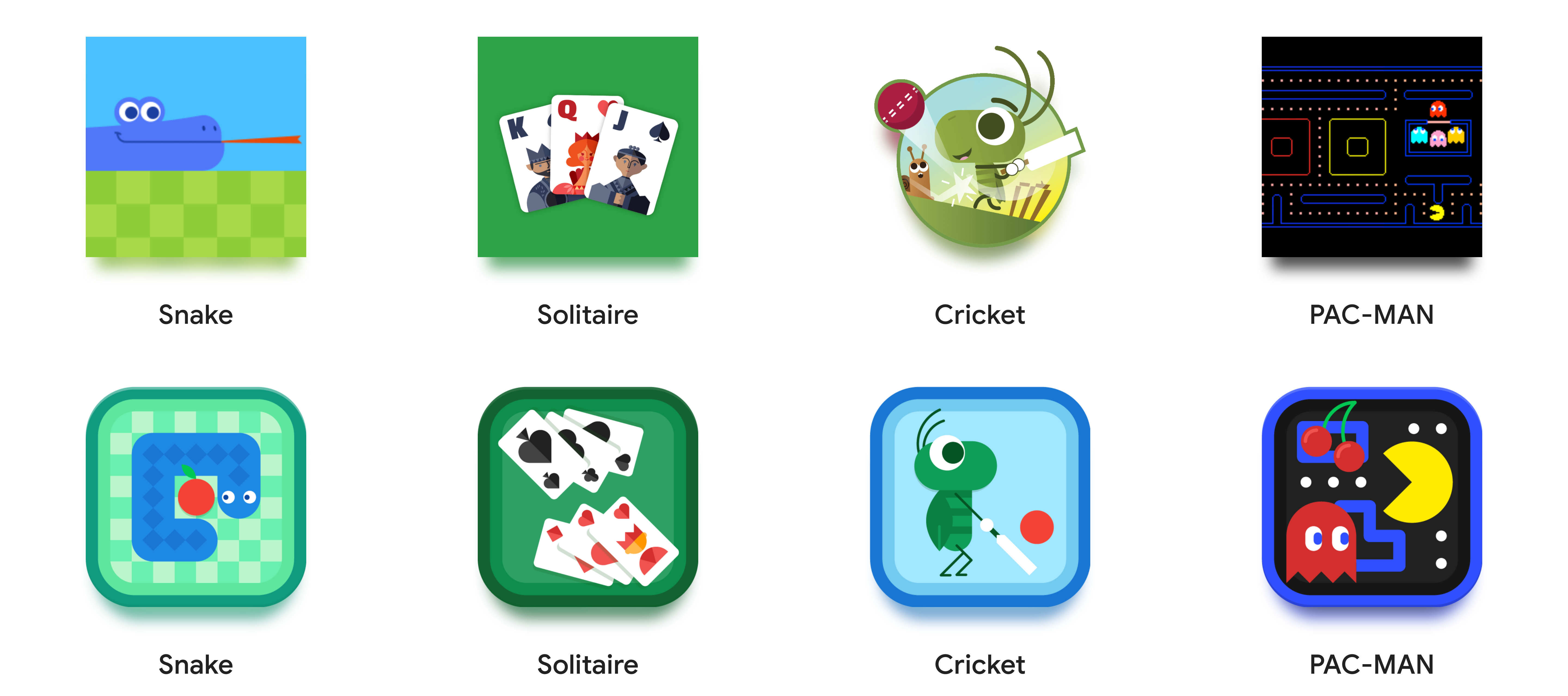 Google Play Games v5 11 brings redesigned game icons and
