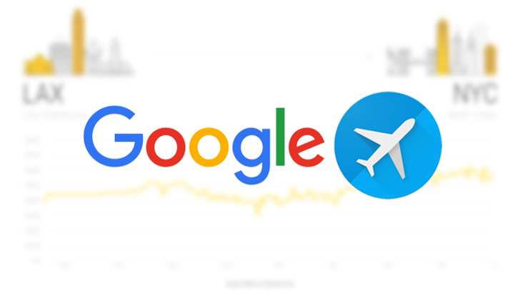 Google Flights will tell you when you're getting a good deal based on historical pricing