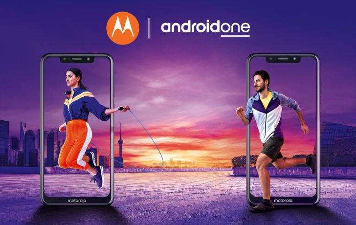 Motorola introduces two Android One devices: Motorola One and One Power