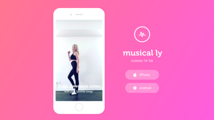 Musical.ly is merging with Tik Tok's short video platform