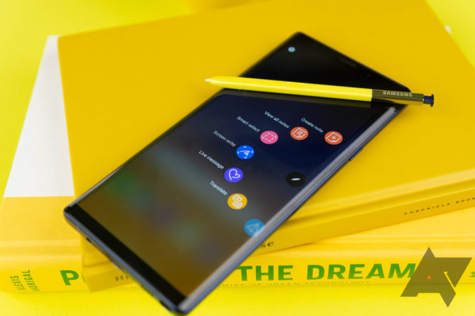 Galaxy Note9 update with One UI 2.0 and Android 10 rolling out (Update: Verizon) - Android Police