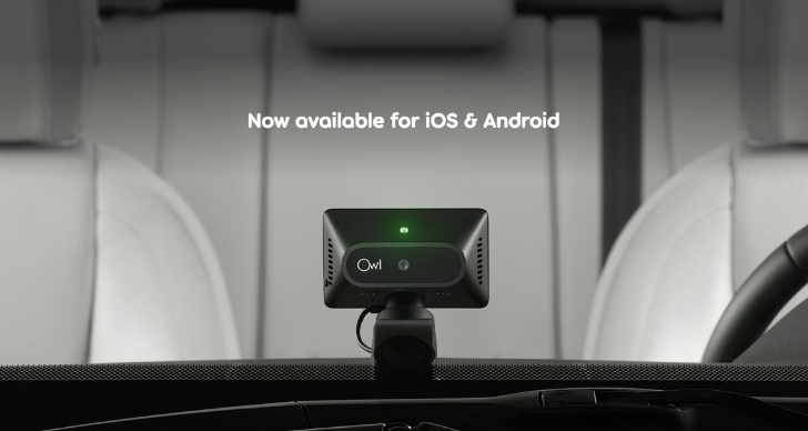 Owl Car Cam Lets You Keep An Eye On Your Car From The
