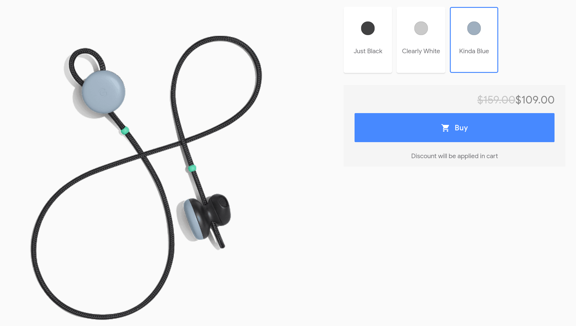 Deal Alert] Grab a pair of Pixel Buds for $109 ($50 off